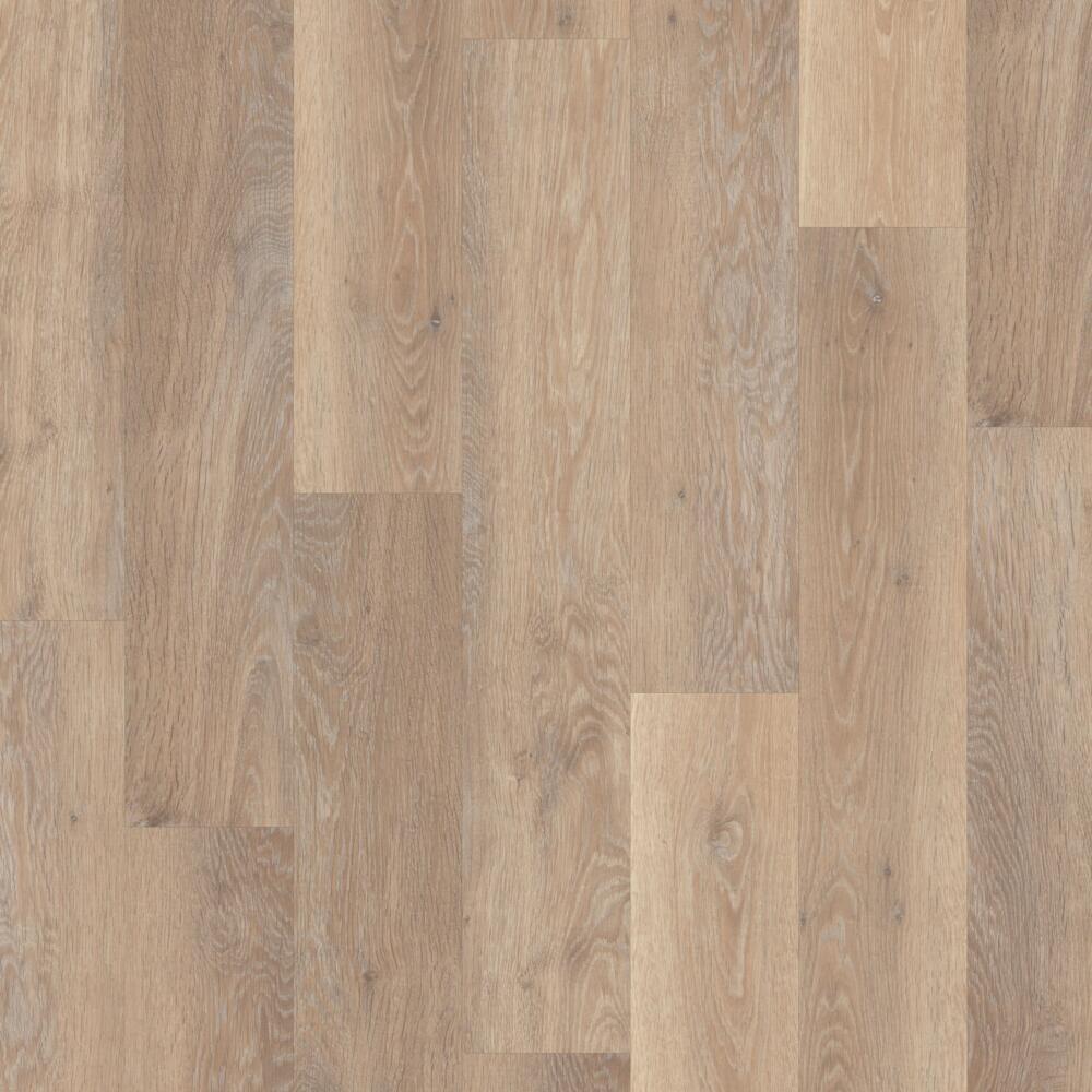 Knight Tile - Vinyl Flooring - Rose Washed Oak