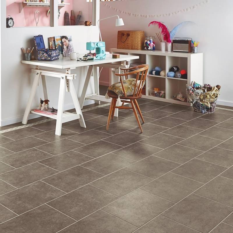Da Vinci - Vinyl Flooring - Stone - Burnet