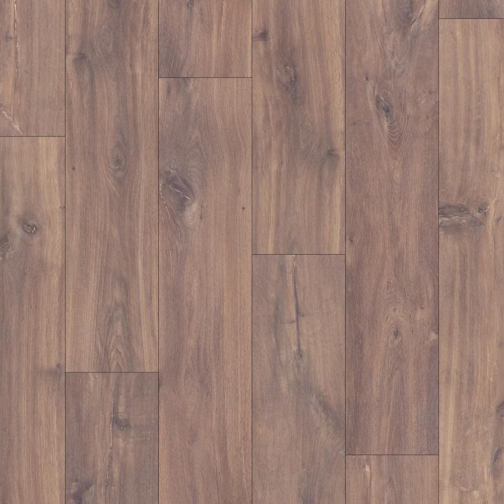 Classic - Laminate Flooring - Midnight Oak Brown