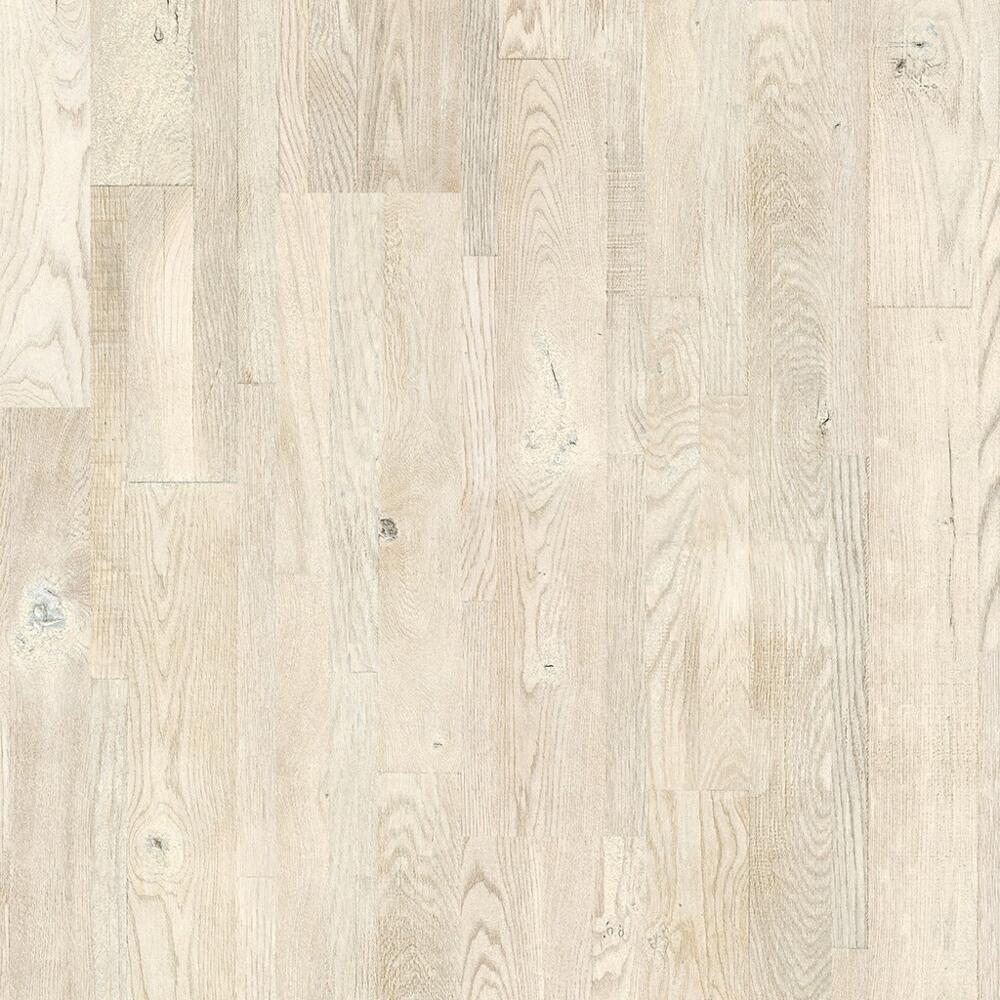 Variano - Timber Floors - Painted White Oak Extra Matt, Multi-strip