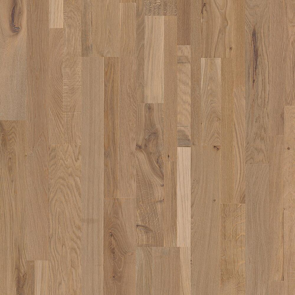 Variano - Timber Floors - Champagne Brut Oak Extra Matt, Multi-strip
