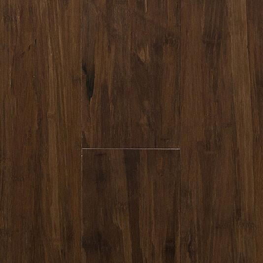 Stonewood - Bamboo Flooring - Smoked Coffee