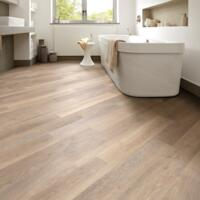 Knight Tile - Vinyl Flooring - Rose Washed Oak