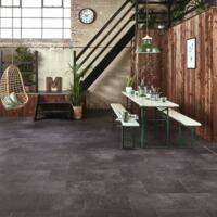 Da Vinci - Vinyl Flooring - Stone - Carbon