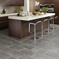 Karndean Knight Tile - Vinyl Flooring - Stone Cumbrian Stone - Cumbrian Stone