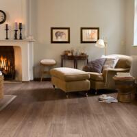 Classic - Laminate Flooring - Light Grey Oiled Oak