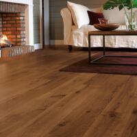 Eligna - Laminate Flooring - Vintage Oak Dark Varnished