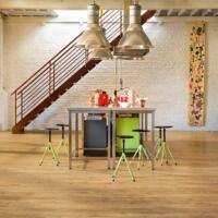 Eligna Wide - Laminate flooring - Reclaimed Chestnut Natural