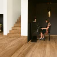 Compact - Timber Flooring - Natural Oak Extra Matt