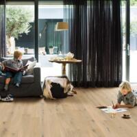 Compact - Timber Flooring - Pure Oak Extra Matt