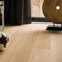Palazzo - Timber Flooring - Pure Oak Matt, Planks