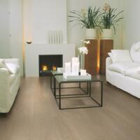 Palazzo - Timber Flooring - Fossil Oak Matt, Planks