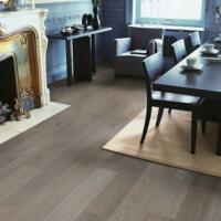 Palazzo - Timber Flooring - Old Grey Oak Matt, Plank