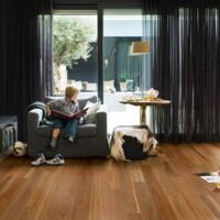 ReadyFlor - Timber Flooring - Spotted Gum 1strip